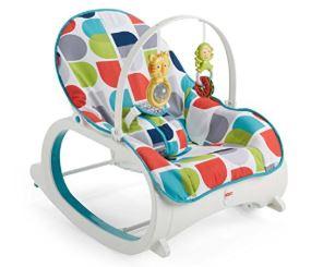 mecedora silla bebe
