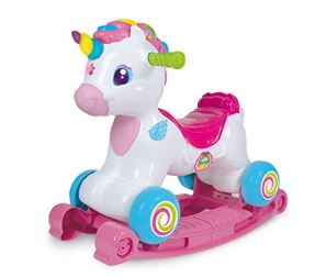 mecedora unicornio
